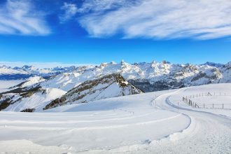 knee; skiing